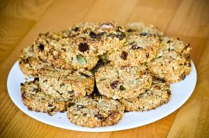 Ovesné sušenky2