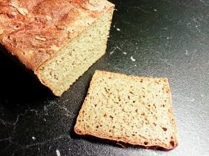 Chleba pečený ve formě