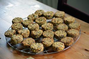 Oříškové-sušenky