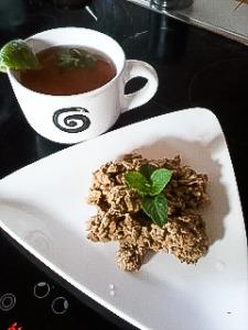 Zelená snídaně