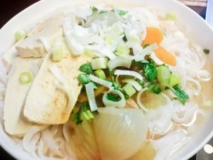 Pho s tofu